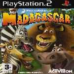 miniatura Madagascar Frontal Por Warcond cover ps2