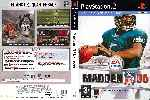 miniatura Madden Nfl 06 Dvd Custom Por Zizouzz cover ps2