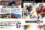 miniatura Madden Nfl 10 Dvd Custom Por Paulogan cover ps2
