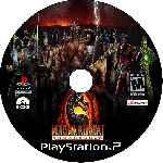 miniatura Mortal Kombat Armageddon Por Johny1489 cover ps2