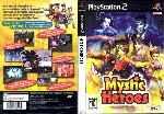 miniatura Mystic Heroes Dvd Por Warcond cover ps2