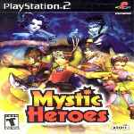 miniatura Mystic Heroes Frontal Por Warcond cover ps2