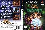 miniatura Myth Makers Orbs Of Doom Dvd Por Seaworld cover ps2