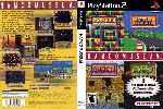 miniatura Namco Museum Dvd Por Seaworld cover ps2