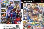 miniatura Namco X Capcom Dvd Custom Por Bytop74 cover ps2