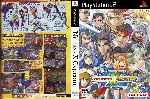miniatura Namco X Capcom Dvd Custom V2 Por Saxugtin cover ps2