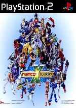 miniatura Namco X Capcom Frontal Por Cizaya 3 cover ps2