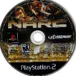 miniatura Narc Cd Por Seaworld cover ps2