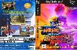 miniatura Naruto Shippuden Ultimate Ninja 5 Dvd Custom V2 Por Gatz cover ps2