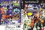 miniatura Naruto Ultimate Ninja 2 Dvd Por Tydus cover ps2