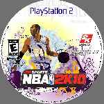 miniatura Nba_2k10_Cd_Custom_V2_Por_Richardgs ps2
