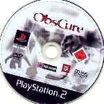 miniatura Obscure Cd Por Seaworld cover ps2