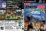 miniatura Pro Evolution Soccer 2009 Super Apertura 2009 Deluxe Dvd Por Matiwe cover ps2