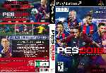 miniatura Pro Evolution Soccer 2018 Dvd V2 Por Omarperez77 cover ps2