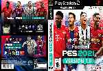 miniatura Pro Evolution Soccer 2021 V2 Por Walterio84 cover ps2