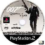 miniatura Quantum Of Solace Cd Custom V2 Por Osopolar68 cover ps2