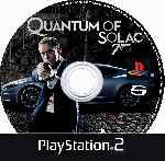 miniatura Quantum Of Solace Cd Custom V3 Por Starko cover ps2