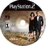 miniatura Quantum Of Solace Cd Custom V4 Por Guazon2 cover ps2