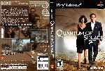 miniatura Quantum Of Solace Dvd Custom V3 Por Enzo12 cover ps2