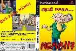 miniatura Que Pasa Neng El Videojuego Dvd Custom Por Kabrilla cover ps2