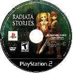 miniatura Radiata Stories Cd Por Seaworld cover ps2