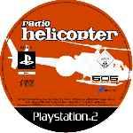 miniatura Radio Helicopter Cd Custom Por Estre11a cover ps2