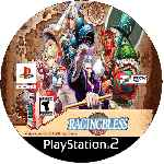 miniatura Raging Bless Cd Por Seaworld cover ps2