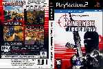 miniatura Rainbow Six Lockdown Dvd Por Tydus cover ps2
