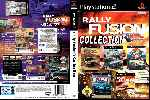 miniatura Rally Fusion Collection Dvd Custom Por Vaamonde cover ps2