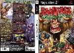 miniatura Rampage Total Destruction Dvd Custom V2 Por Estigma10 cover ps2
