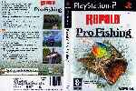 miniatura Rapala Pro Fishing Dvd Por Ocigames cover ps2