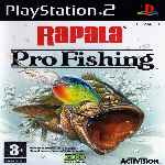 miniatura Rapala Pro Fishing Frontal Por Warcond cover ps2
