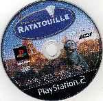 miniatura Ratatouille Cd Por Alfrito cover ps2