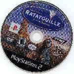 miniatura Ratatouille Cd V2 Por Gustavo Sfcbaarg cover ps2