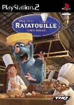 miniatura Ratatouille Frontal Por Sosavar cover ps2