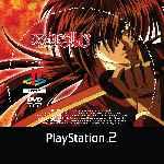miniatura Rurouni Kenshin Enjou Kyoto Rinne Cd Custom Por Arnmaste cover ps2