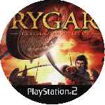 miniatura Rygar The Legendary Adventure Cd Custom Por Templario72 cover ps2