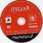 miniatura Rygar The Legendary Adventure Cd Por Seaworld cover ps2