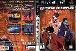 miniatura Samurai Champloo Dvd Custom Por Anixed cover ps2