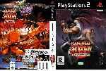 miniatura Samurai Shodown Anthology Dvd Custom V2 Por Carlos 241275 cover ps2