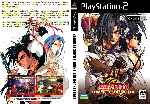 miniatura Samurai Spirits Tenkaichi Kenkakuten Dvd Custom Por Dantedevil cover ps2
