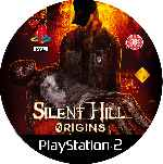 miniatura Silent Hill Origins Cd Custom V4 Por Mierdareado cover ps2