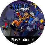 miniatura Sly 2 Ladrones De Guante Blanco Cd Custom Por Mierdareado cover ps2