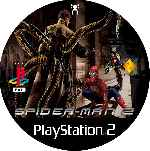 miniatura Spider Man 2 Cd Custom V4 Por Mierdareado cover ps2