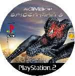 miniatura Spider Man 3 Cd Custom V5 Por Mierdareado cover ps2