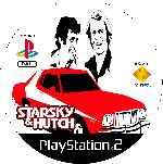 miniatura Starsky And Hutch Cd Custom Por Mierdareado cover ps2