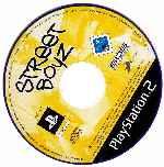 miniatura Street Boyz Cd Por Sevenstar cover ps2