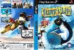 miniatura Surfs Up Dvd Custom Por Gatz cover ps2