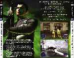 miniatura Syphon Filter The Omega Strain Trasera Por Pred10 cover ps2