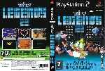 miniatura Taito Legends 2 Dvd Custom Por Queleimporta cover ps2
